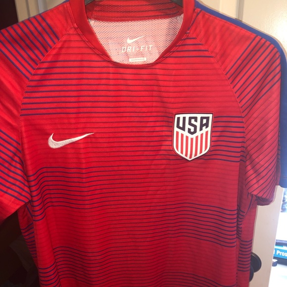 Nike Dri-Fit Men's Baseball Shirt NWT Authentic Size XL Polyester MLB Authentic